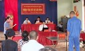 VKSND huyện Bảo Thắng phối hợp tổ chức phiên tòa xét xử lưu động
