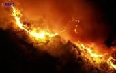 Hình ảnh kinh hoàng vụ cháy rừng ở Hà Tĩnh