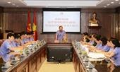 Báo Bảo vệ pháp luật cần phối hợp chặt chẽ với VKSND tỉnh Bắc Ninh để tổ chức thành công Giải thể thao ngành KSND
