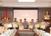 Đảng ủy VKSND tối cao sơ kết công tác 6 tháng đầu năm