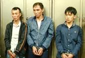 Ba đối tượng Huy, Hoàng, Hận và phi vụ vận chuyển hơn 10 kg ma túy