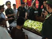 Phát hiện, bắt giữ cả ngàn cân ma túy nhập cảnh vào Việt Nam