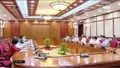 Tổng Bí thư, Chủ tịch nước chủ trì họp Bộ Chính trị định kỳ