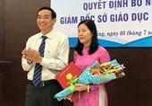 Bổ nhiệm Giám đốc Sở Giáo dục và Đào tạo TP Đà Nẵng