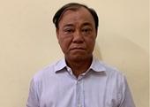 NÓNG Phê chuẩn quyết định khởi tố, lệnh bắt tạm giam ông Lê Tấn Hùng