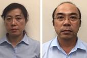 NÓNG Phê chuẩn quyết định khởi tố, lệnh bắt tạm giam 2 bộ sậu của Lê Tấn Hùng
