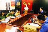 VKSND Phú Xuyên kiểm sát công tác tiếp nhận, giải quyết tố giác, tin báo về tội phạm