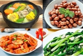 Gợi ý mâm cơm tối đơn giản cho người phụ nữ bận rộn