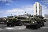 """""""Rồng lửa"""" S-400 của Nga lên máy bay sang Thổ Nhĩ Kỳ"""