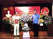 Trao quyết định bổ nhiệm Phó Viện trưởng VKSND tỉnh Vĩnh Phúc