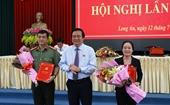 Ban Bí thư chỉ định nhân sự Ban chấp hành Đảng bộ tỉnh Long An