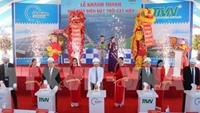 Vận hành nhà máy điện mặt trời đầu tiên tại Bình Định