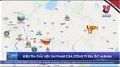 Điều tra dấu hiệu sai phạm của Công ty địa ốc Alibaba