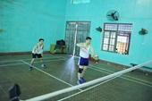 Một buổi luyện tập của đoàn thể thao VKSND tỉnh Bắc Ninh