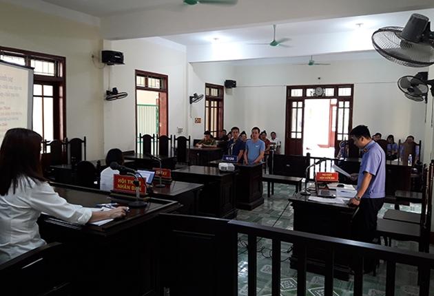 Đại diện VKS luận tội tại phiên tòa