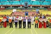 Khai mạc Giải thể thao ngành Kiểm sát - Cúp Báo bảo vệ pháp luật lần thứ IX - 2019