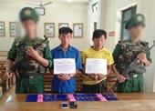 Liên tiếp bắt giữ các vụ vận chuyển ma túy trên biên giới