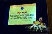 Dịch sốt xuất huyết tăng cao, Bộ Y tế triệu tập hội nghị gấp