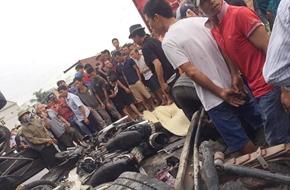 Vụ tai nạn thảm khốc tại Hải Dương Thêm thông tin gây sốc