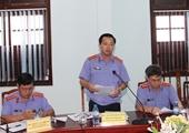 VKSND tỉnh Bình Phước tổng kết 5 năm thực hiện Chỉ thị 06