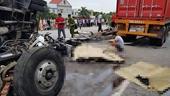 Ba vụ tai nạn giao thông xảy ra liên tiếp trên quốc lộ 5, 7 người chết