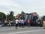 Tạm giữ hình sự tài xế xe tải đè chết 5 người ở Hải Dương