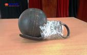 Ném lựu đạn chống trả khi bị phát hiện vận chuyển 60 000 viên ma túy tổng hợp
