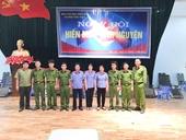 VKSND huyện Thái Thụy học tập và làm theo lời Bác dạy