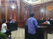 """Kháng nghị phúc thẩm hủy án sơ thẩm vụ bác sỹ Chiêm Quốc Thái bị """"vợ"""" thuê chém"""