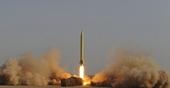 Iran bắn thử tên lửa đạn đạo giữa lúc nước sôi lửa bỏng
