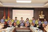 Công bố quyết định bổ sung Ủy viên Ban Chấp hành, Ban Thường vụ Đảng ủy VKSND tối cao