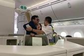 Diễn biến mới vụ tổng giám đốc Cty địa ốc Đất Lành nghi sàm sỡ khách nữ trên máy bay