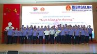 Đoàn thanh niên Cơ quan điều tra VKSND tối cao tham gia chương trình hiến máu nhân đạo Giọt hồng yêu thương