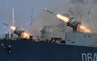 Chùm ảnh Nga tổ chức trọng thể Ngày Hải quân 2019