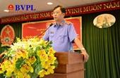 Tổng kết 5 năm thực hiện Chỉ thị 06 của Viện trưởng VKSND tối cao
