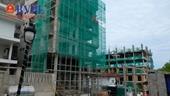 """Xúc tiến """"cắt ngọn"""" hàng loạt công trình xây vượt tầng tại Khu biệt thự cao cấp Ocean View Nha Trang"""