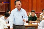 Nguyên Giám đốc sở TN-MT Đà Nẵng bị đề nghị đình chỉ sinh hoạt Đảng