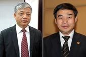 Hai Thứ trưởng và một Phó Tổng giám đốc VTV nghỉ hưu từ 1 8