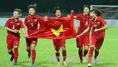 4 năm nữa Đội tuyển bóng đá nữ Việt Nam sẽ dự World Cup
