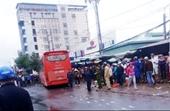 Kinh hoàng xe khách lao vào chợ, 3 người tử vong, nhiều người bị thương
