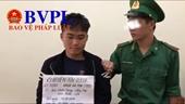 Bắt quả tang một thầy giáo người Lào vận chuyển 23 000 viên ma túy tổng hợp