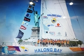 Quảng Ninh tham gia cuộc đua thuyền buồm vòng quanh thế giới