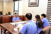 Chuẩn bị tổ chức Hội nghị hướng dẫn phần mềm thanh tra và tập huấn nghiệp vụ thanh tra