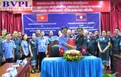 VKSND tỉnh Thừa Thiên - Huế và VKSND tỉnh Salavan Lào  Phối hợp đấu tranh phòng, chống tội phạm và tương trợ tư pháp