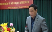 Kỷ luật Chủ tịch và 3 cán bộ chủ chốt huyện Mường Nhé