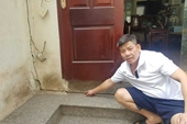 Vụ công trình Bệnh viện Nông nghiệp gây lún nhà dân Chánh Thanh tra Bộ NN PTNT lên tiếng