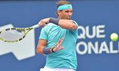 Nadal thắng chật vật trận ra quân Rogers Cup