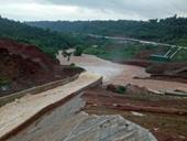 Nguy cơ vỡ đập thủy điện Đắk Kar 13 triệu m3 Khoảng 5 000 người dân phải di dời