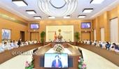Ngày mai khai mạc phiên họp thứ 36 của Ủy ban Thường vụ Quốc hội