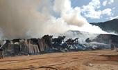 Cháy lớn tại kho hàng nhà máy năng lượng sinh học, Khu công nghiệp Phú Tài